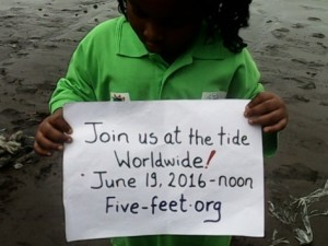 join us at the tides Five-feet.org