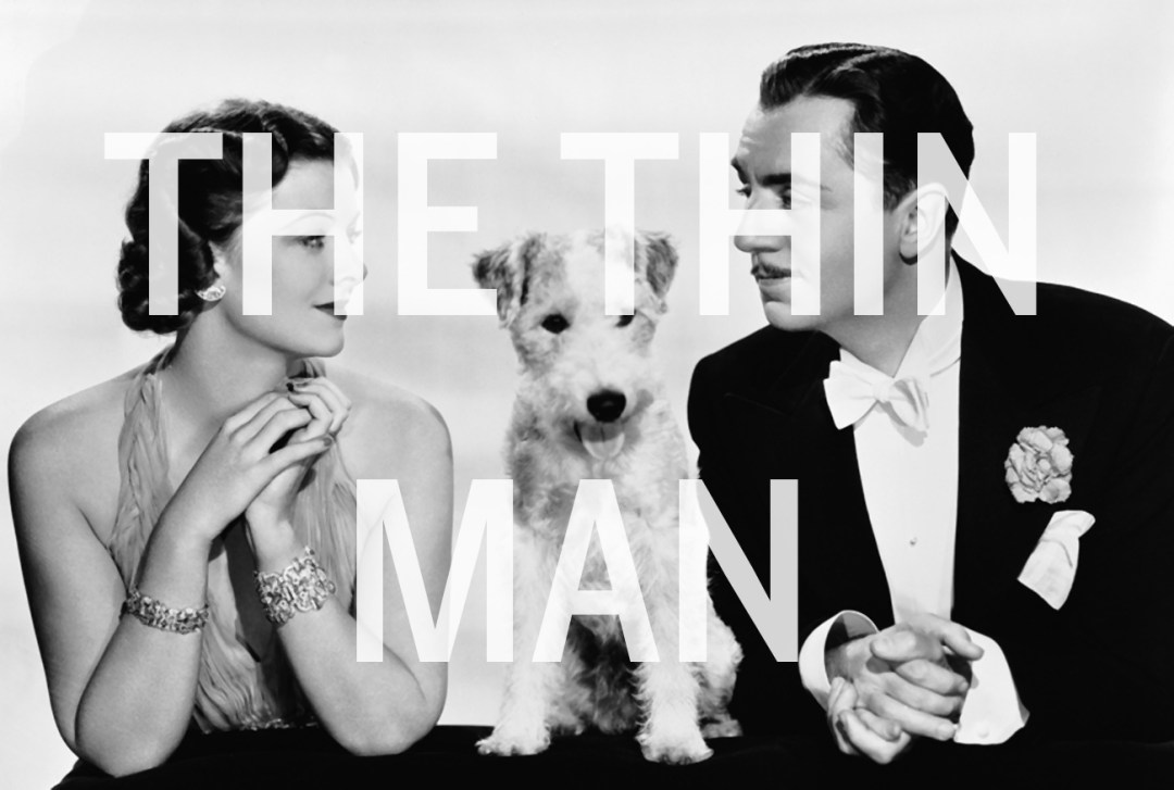 thin man, film, movie