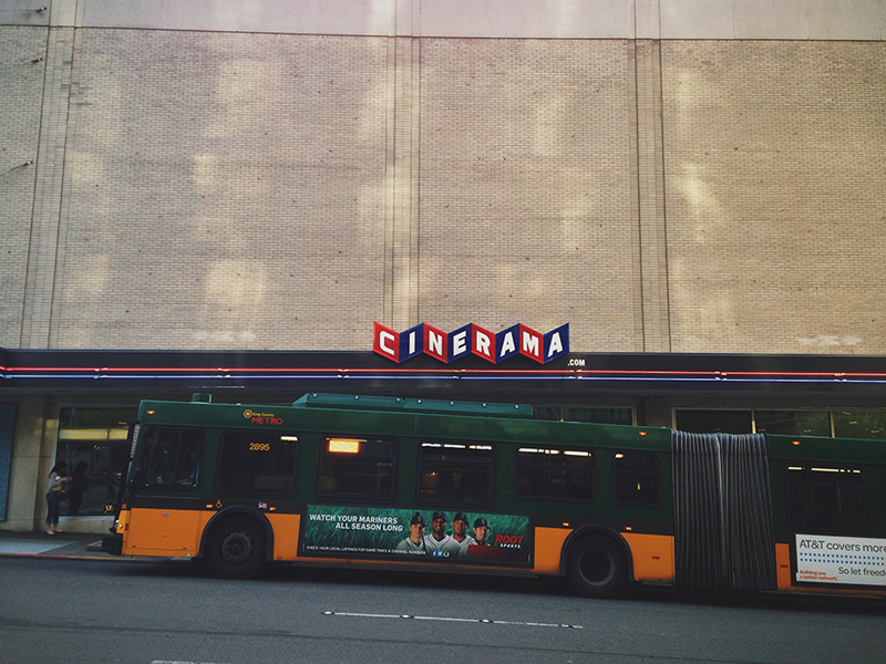Cinerama, Seattle