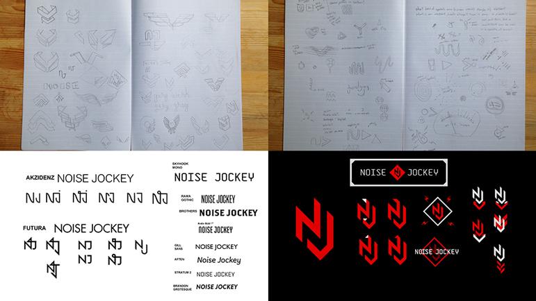 noise jockey documentation, process