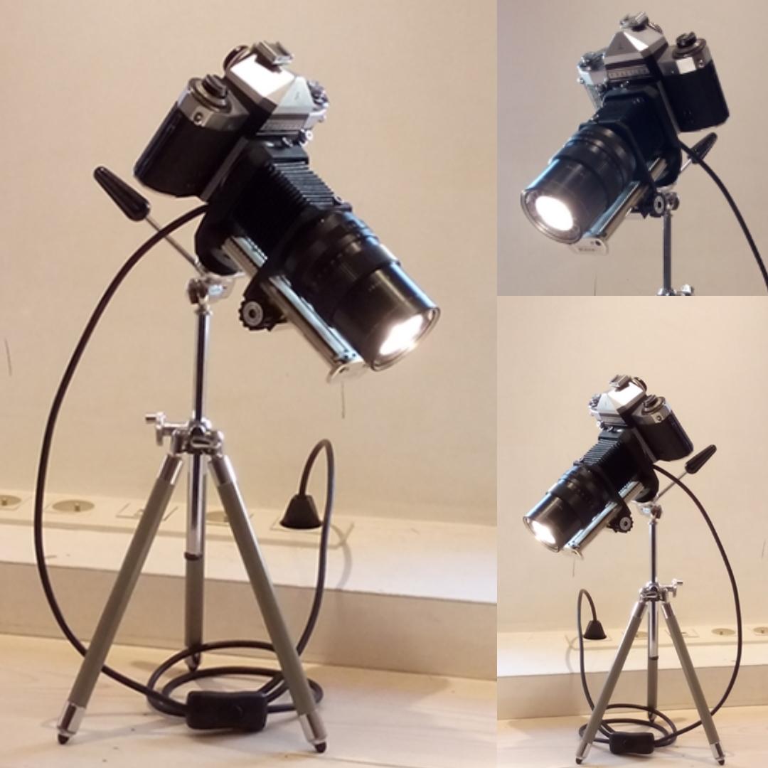 cameralamp styn