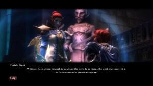 Kingdoms of Amalur quest