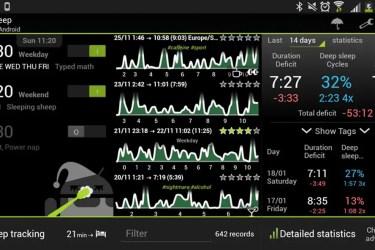 Schlaftracker; Quelle: digital.guide