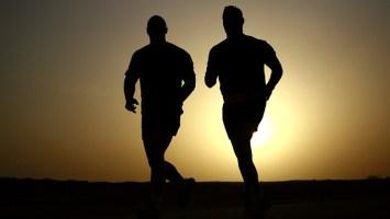 Laufen gesund