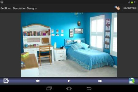 bedroom decoration designs app for android