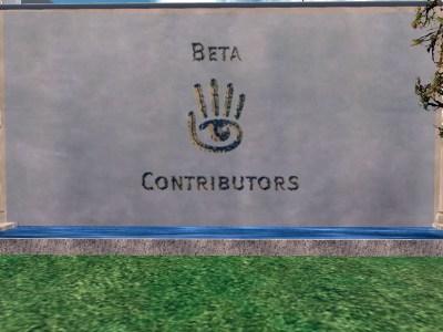 Beta Monument