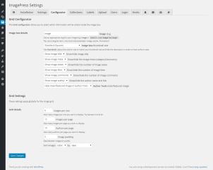 imagepress-configurator