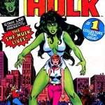 The Savage She-Hulk Vol. 1 #1 – 25 (1980-1982)