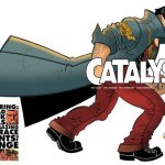 Catalyst Comix #1 – 9 + TPB (2013-2014)