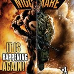 Punisher – Nightmare #1 – 5 + TPB (2013)
