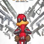 Deadpool the Duck #4 (2017)