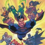 General Mills Presents Justice League #1 – 4 (2016)
