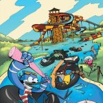 Regular Show – Hydration (OGN) (2014)