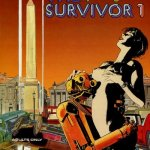 The Survivor #1 – 4 (Adult Comics) (1990-1991)