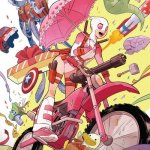 Gwenpool, The Unbelievable Vol. 1 – 3 (TPB) (2016-2017)
