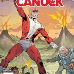 All New Classic Captain Canuck #0 – 4 (2016-2017)