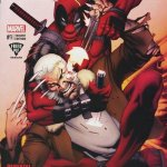 Deadpool Vs. Old Man Logan #1 – (Fried Pie Variant) (2017)