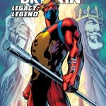 Captain Britain – Legacy of a Legend (TPB) (2016)