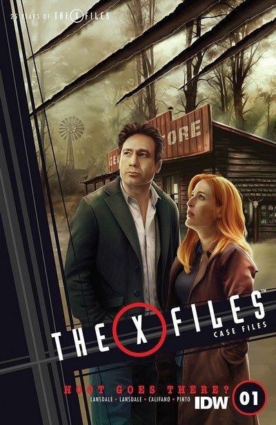 The X-Files comics