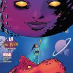Moon Girl and Devil Dinosaur #19 (2017)
