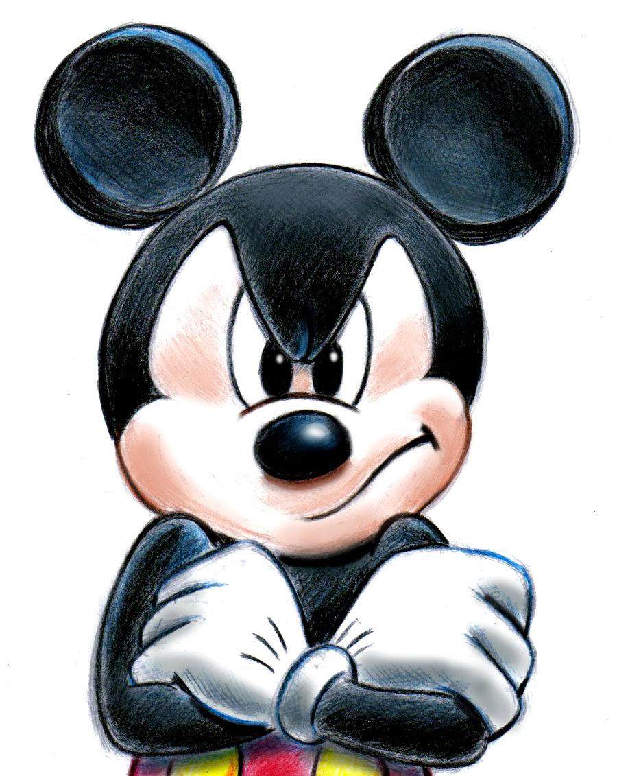 Fullsize Of Picture Of Mickey Mouse