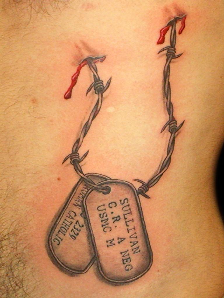 Fullsize Of Dog Memorial Tattoos