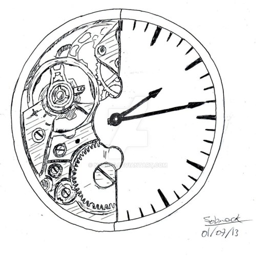 Medium Crop Of Cool Clock Art