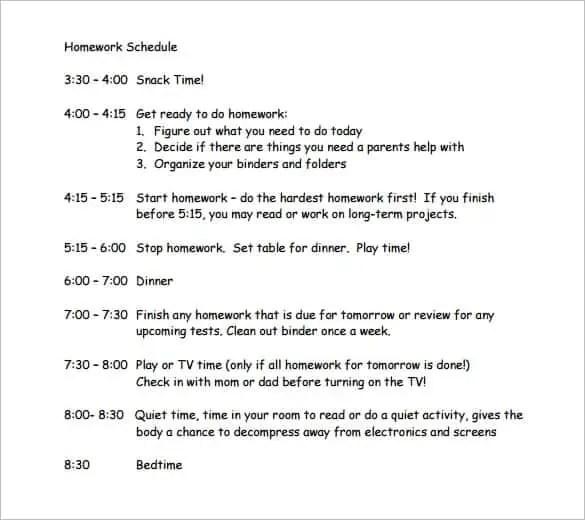 Homework chart Template Archives | uspensky-irkutsk.ru