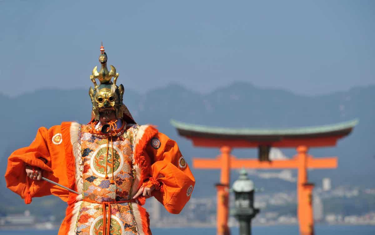 itsukushima bugaku