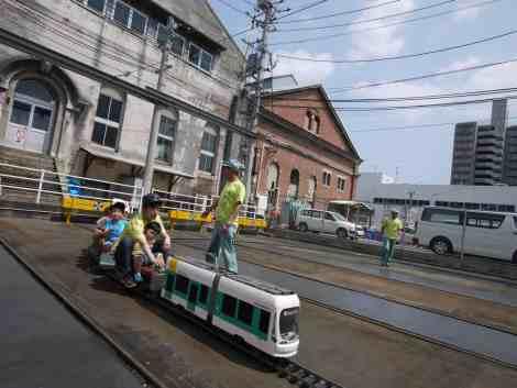 Hiroden Streetcar Festival - 04