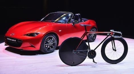 Mazda Design Press Conference