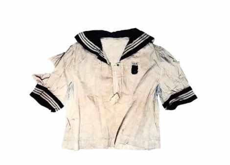 Michel Aguilera, Vêtements d'Hiroshima
