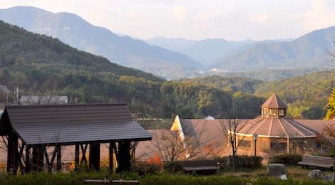 Gokurakuji Onsen Arcadia Village
