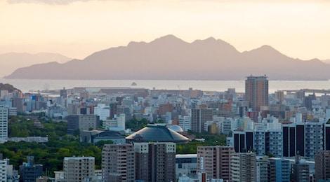 view from mitate-yama