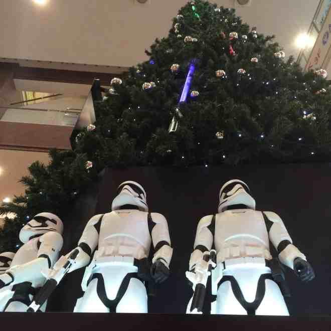 Star Wars Xmas Tree - 4