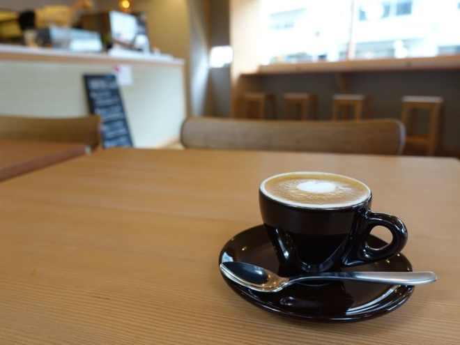 cafe luster in ushita, hirohsima - machiatto
