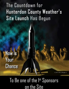 Media Kit Pages for Hunterdon County Weather
