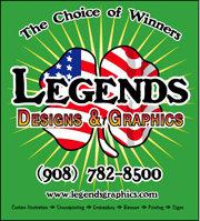 Logo for Legends