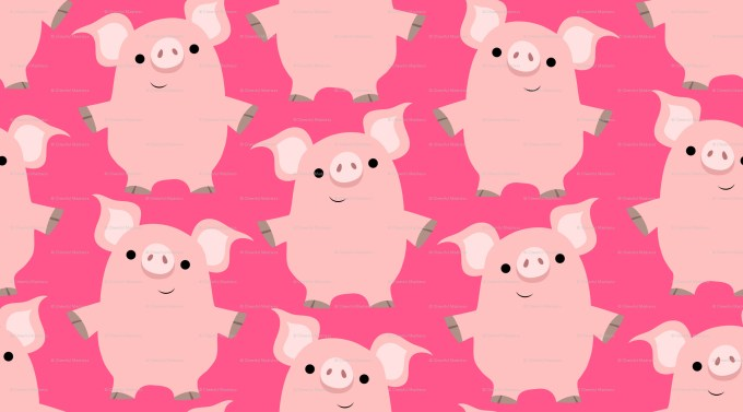 Baby Pig Wallpaper 56 Images