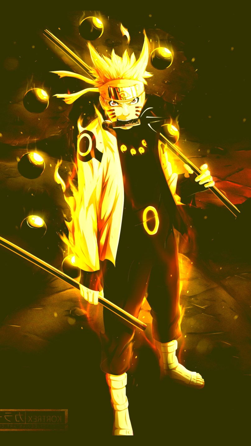 naruto wallpapers iphone hd | animaxwallpaper
