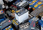 lead acid battery waste