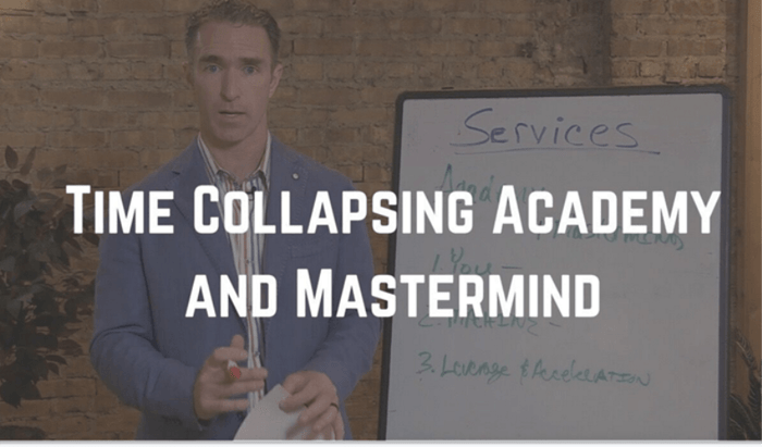Image result for Ed O'Keefe – Time Collapsing Academy & Mastermind