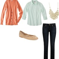 Spring Style Me Challenge Outfit Two