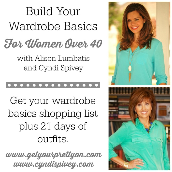 Build Your Wardrobe Basics Square