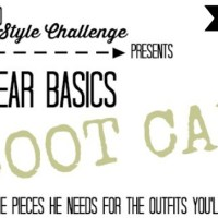 Menswear Basics Boot Camp