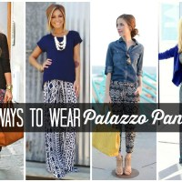 Polarizing Palazzo Pants and How to Wear Them, if You Dare