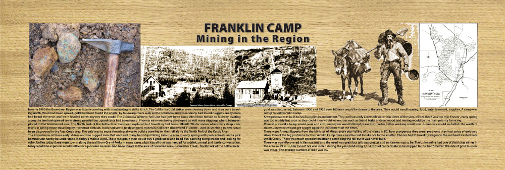 Franklin Camp bench-1000
