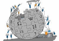 People building wikipedia