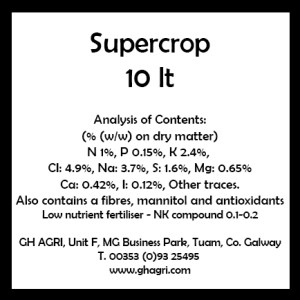 Super crop back 2017