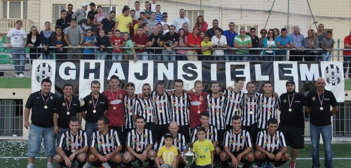 Blacks win 2nd division knock-out final